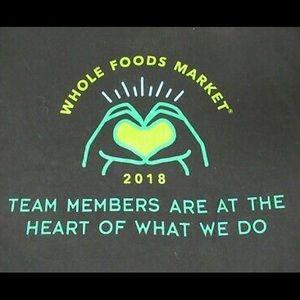 Whole Foods Market Team 2018 Member Gray T-Shirt